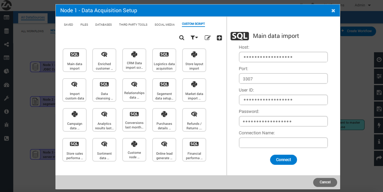 Test, refine and drive predictive insights in your organization